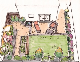 Berkeley Side Yard Concept Sketch07112014